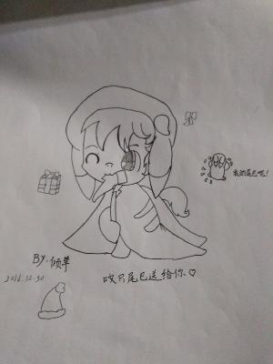 喵喵PK赛第四期第960号作品