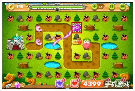 保卫攻略2第29关金萝卜精灵平民堡垒的大全神武攻略怪物目标萝卜图片