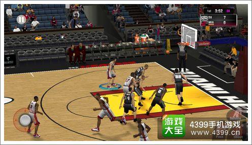 飞翔篮球梦 《nba 2k15》评测