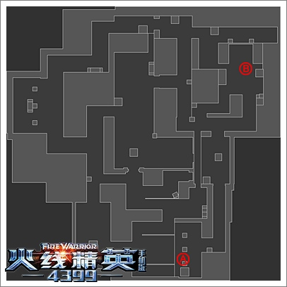 火线精英手机版暴力13区地图解析
