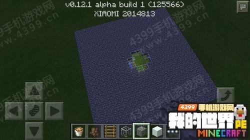 我的世界手机版刷铁塔