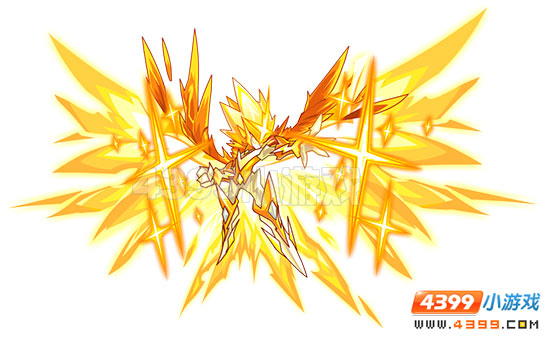 【爆料】赛尔号圣霆·雷伊降临 全新属性圣灵电系精灵