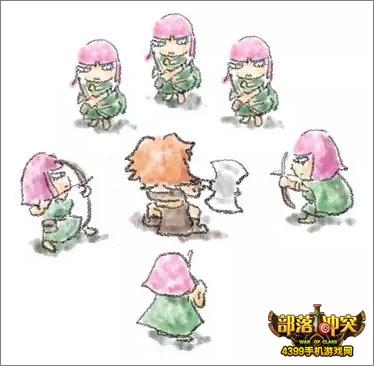 部落冲突女武神