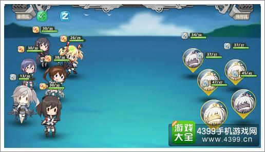 战舰少女r6-1练级