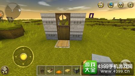 迷你世界自动感应门怎么做?想知道迷你世界机关门怎么做?就让4399熊猫来告诉你迷你世界自动门