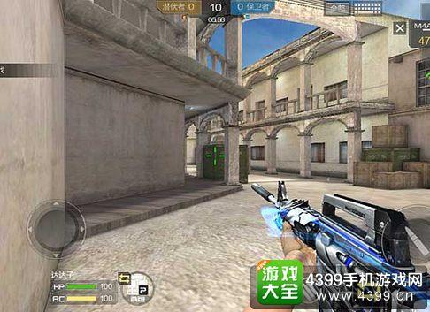 CF手游M4A1-雷神单挑模式作战技巧