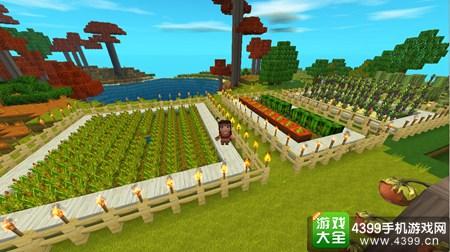 迷你世界农场