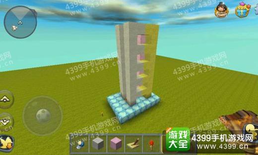 迷你世界电梯左