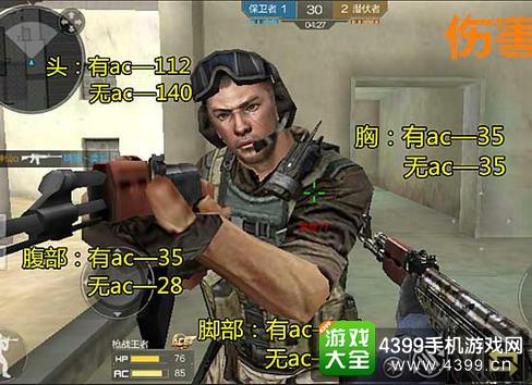穿越火线枪战王者AK47野战军怎么样
