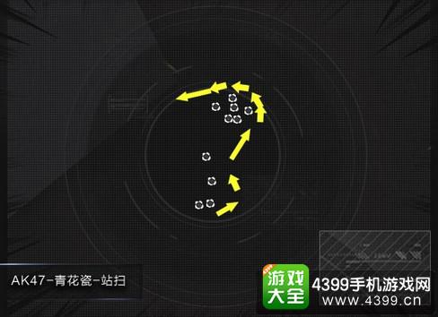 穿越火线(荒岛特训上线)AK47青花瓷弹道解析