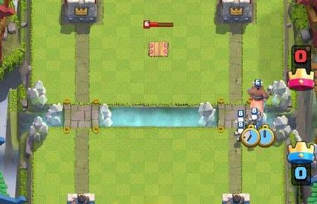皇室战争冰猪