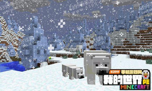 我的世界北极熊