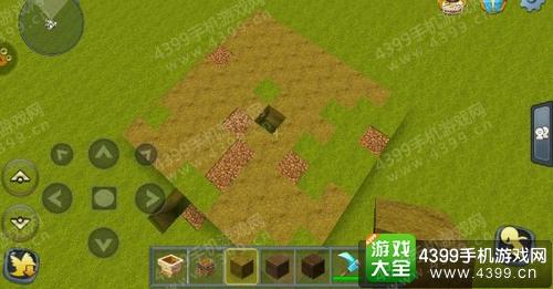迷你世界自动农场制作教程