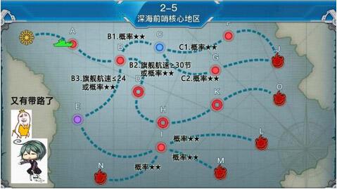 战舰少女r2-5带路条件