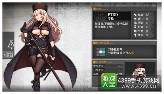 少女前线步枪评测