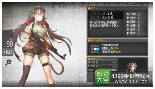 少女前线56-1式