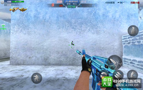 生死狙击手机版M4A1冰封怎么样