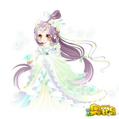 奥比岛仙宫·嫦娥奇迹装图鉴