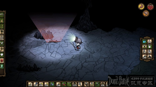 饥荒洞穴生存攻略 洞穴怎么打