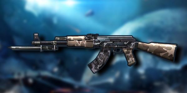 AK47-战魂