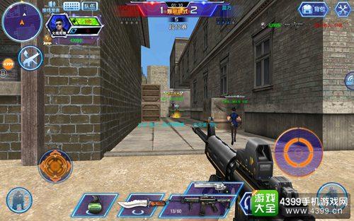 火线精英手机版AR15步枪