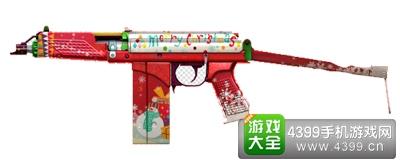 CF手游9A91圣诞