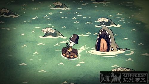 《饥荒:海难》登陆iOS平台 准备吗去海上探险了吗
