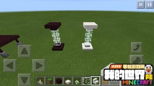 我的世界灯具怎么做