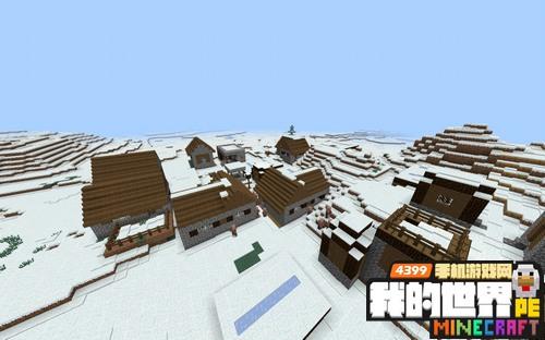 我的世界雪地种子