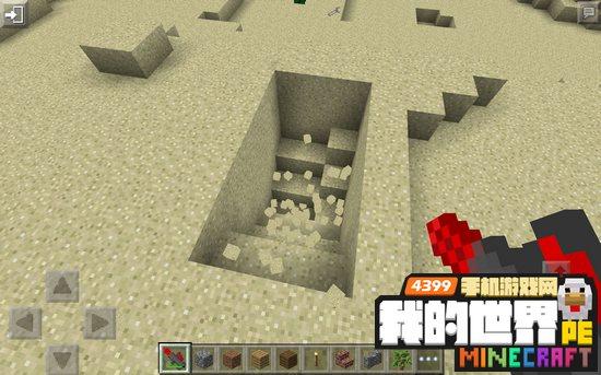 我的世界自动采矿机怎么做