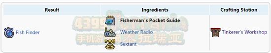 泰拉瑞亚渔夫指南