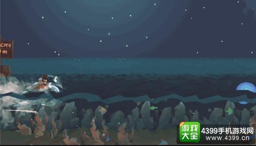 鲸鱼快跑游戏画面
