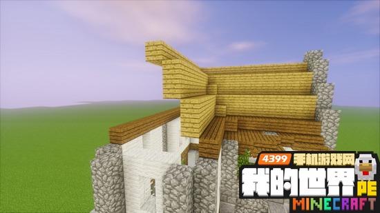 我的世界中世纪房屋