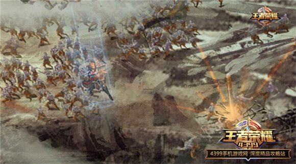 王者荣耀《守卫我们的王者长城》震撼登场