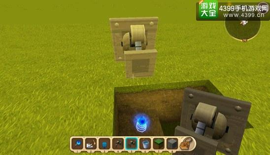 迷你世界刷石机制作
