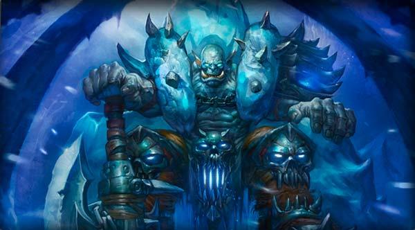 炉石传说巫妖王战士卡组