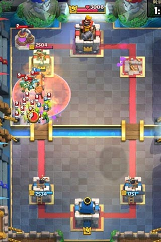 皇室战争实战7