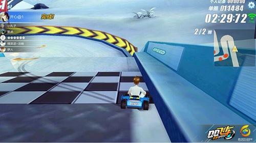 QQ飞车手游时之沙赛道解析 时之沙跑法技巧攻略3