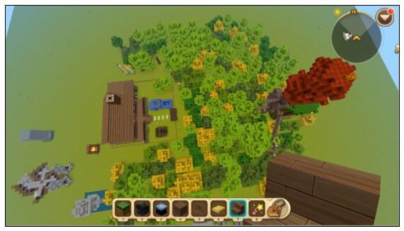 迷你世界创造地图:自创熊出没 好玩存档分享