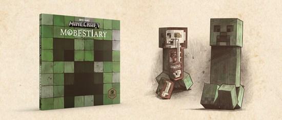 我的世界Minecraft新书发布 究极生物图鉴