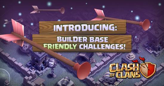 部落冲突10月更新预告第3弹:夜世界友谊战开通