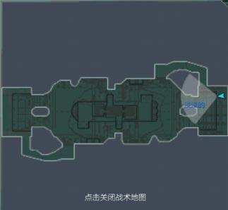 CF手游潜龙基地地图