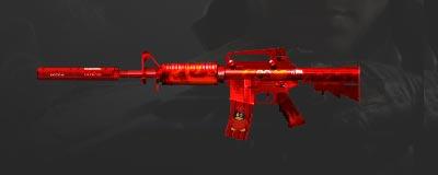 CF手游M4A1-红魔