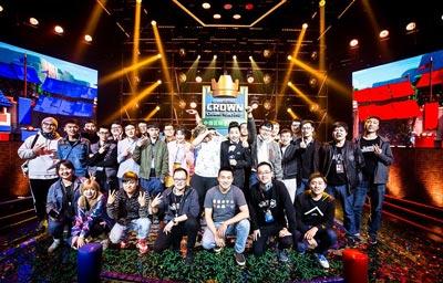 皇室战争CCSG总决赛1