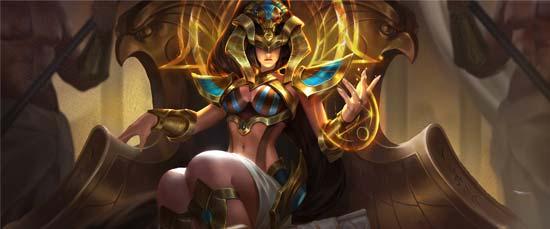 尼罗河女神