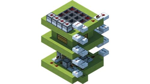 我的世界刷怪塔怎么做 网易中国版刷怪塔陷阱教程