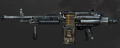 CF手游M249-S