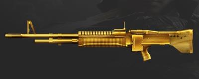 CF手游黄金M60