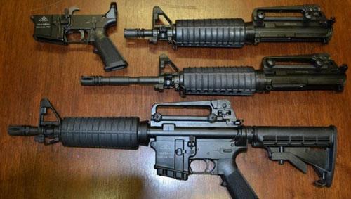 CF手游步枪系列