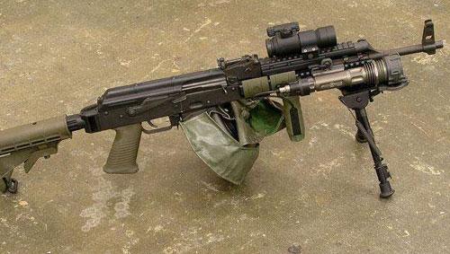 CF手游机枪